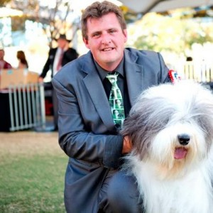 English sheep dog, Best in show, Sydney Royal 2013. photo via facebook