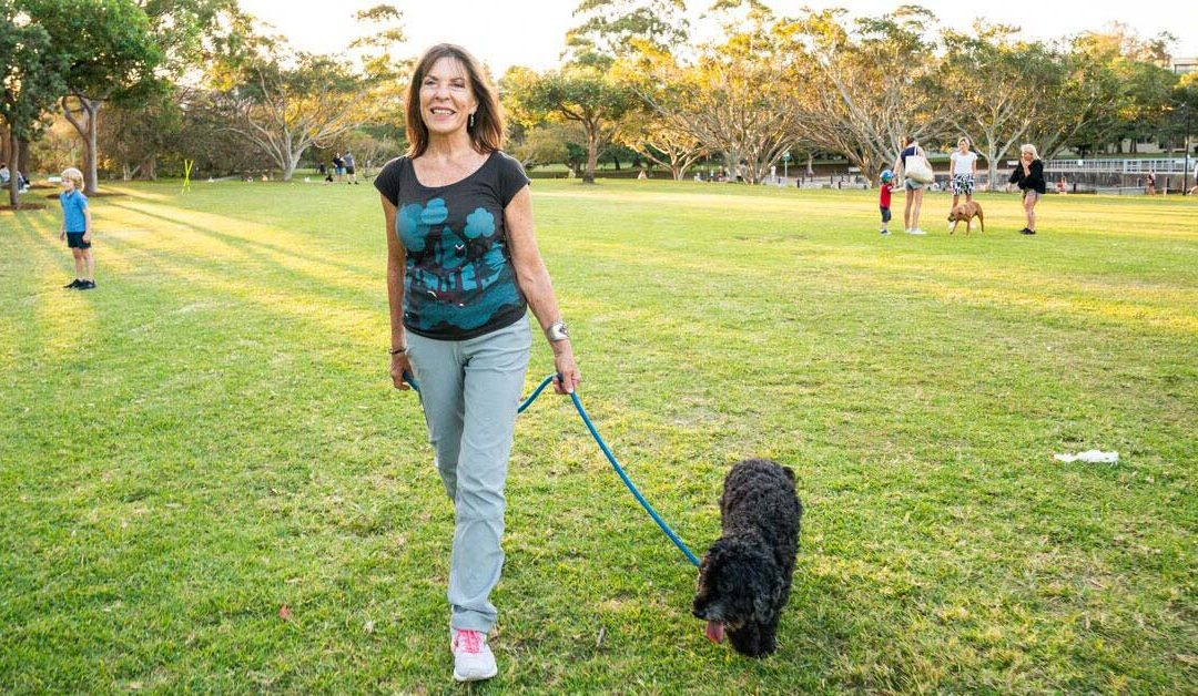 Dog Walking Therapy – More Than a Walk in the Park